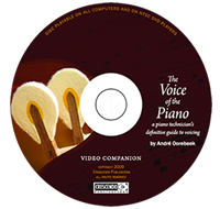 The Voice of the Piano DVD